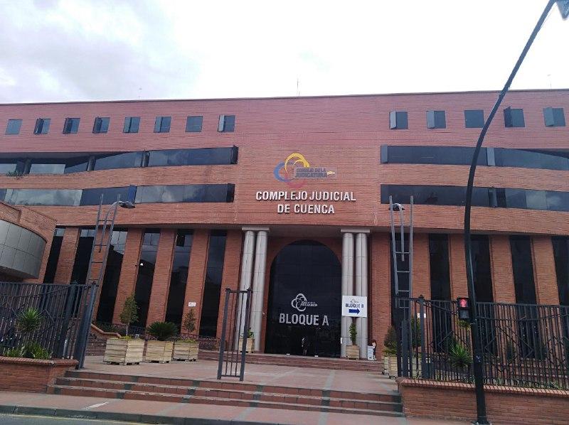 En el Complejo Judicial de Cuenca se desarrollará la audiencia de juicio por el caso Turi